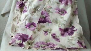 Ralph Lauren Violette Purple King Size Bedskirt ~ New