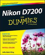 Nikon D7200 For Dummies, Good Books