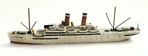Altes Wiking Modellschiff Metall 1:1250 - Oceana