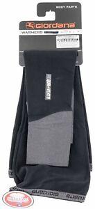 Giordana G Shield Thermal Leg Warmers Men XS/SMALL Black Cycling Road Bike MTB