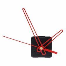 DIY Wall Quartz Clock Movement Mechanism Red Hands Repair Tools Kit