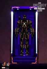Iron Man 2 - War Machine Neon Tech Hall of Armour-HOTMMSC013-HOT TOYS