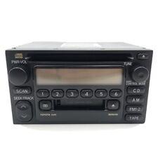 TOYOTA Tacoma Camry Tundra Radio Stereo Tape CD Player A56815 OEM