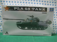 Vintage Model Kit   -  PLA 59 Chinese Tank  1/35 Lee 00311