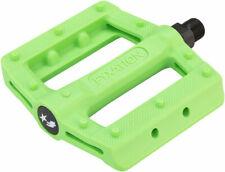 Fyxation Gates Slim Pedals Green