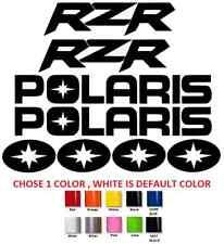 POLARIS RZR 570 800 850 1000 STICKERS DECALS  QUAD (#318)