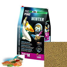JBL ProPond Winter Gr. M 3,6 Kg  6 Liter Winterfutter für mittlere Koi Pro Pond