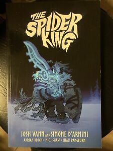 The spider king graphic novel