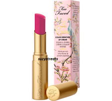 Too Faced La Creme Color Drenched Lipstick  ~ NIB ~ Mean Girls