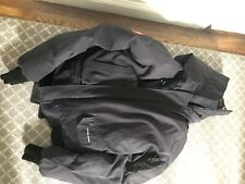 Mens Canada Goose Chilliwack Bomber Jacket, Black Size Large