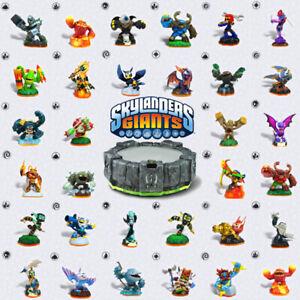 Skylanders: GIANTS - Figuren Einzel Auswahl für Nintendo Wii
