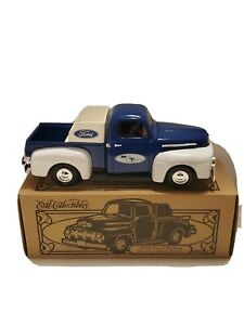 Vtg Ertl Collectible 1/25 Scale 1951 Mickey Thompson Ford Pickup Die Cast Truck