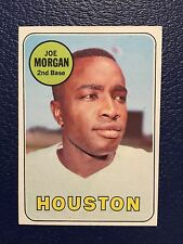 1969 Topps #35  Joe Morgan HOF Houston/Cincinnati  NM