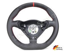 Porsche 996 997 911 986 GT3 Carrera S Boxster RS Lenkrad neu beziehen abflachen