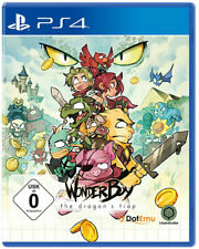 Wonderboy Dragons Trap  PS-4 - Sega PS4-173 - (SONY® PS4 / unsortiert/sonstige)