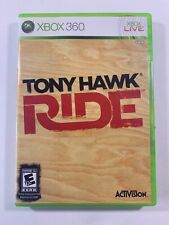 Tony Hawk Ride Xbox 360 Factory Sealed! NO SKATEBOARD!
