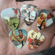 Led Zeppelin Collectors Guitar Pick Presence Set 5-Lot ~The Object Collective~