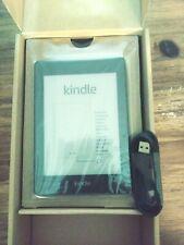 """Kindle Paperwhite Waterproof 6"""" High Res Display 8GB Black"""