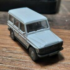 Wiking 1:87 Mercedes Benz Geländewagen grau