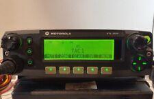 Motorola Xtl2500 Vhf 136 174 Mhz 110w P25 Digital Mobile Radio M21ktm9pw1an Xtl