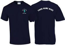 Fishing Club T-shirt with customised logo! Back print also available! Design 2