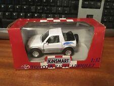 Kinsmart Friction Motor 1/32 Scale Toyota Rav 4 Cabriolet - White - Boxed