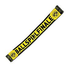Borussia Dortmund BVB Schal Ballspielfinale zum DFB-Pokal Finale 2015 in Berlin