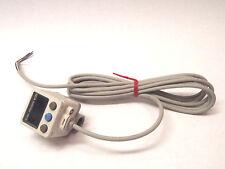 New SMC ISE40A-W1-R 12-24VDC Digital Pressure Switch
