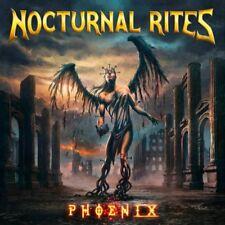 NOCTURNAL RITES - PHOENIX - LP ORANGE VINYL NEW SEALED 2017