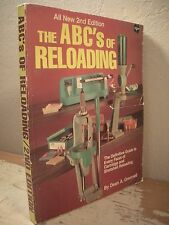 THE ABC's OF RELOADING Grennell 2nd Edition Cartridge Shotshell Reloading Gun