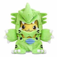 "Pikachu Cosplay Tyranitar Pokemon Bangiras Suit Plush Toy Stuffed Animal Doll 8"""