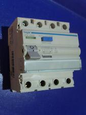 HAGER CDA440D FI Fehlerstromschutzschalter 40A 0,03A 30 mA 4pol NEU OVP