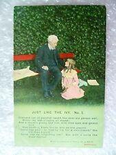 Postcard- Just Like The Ivy (1) Banforth