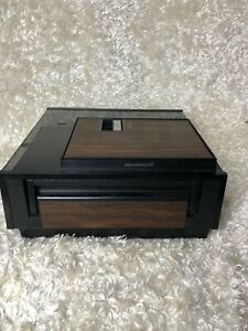 SEARS WHISPER - MATIC II Slide Projector  WITH Slide Tray 2 X 2 SLIDES - VINTAGE