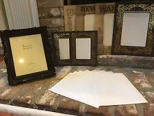 Old Time Photo framing mats, frames, photo paper