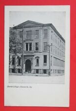 Dental College Louisville Ky Unposted Udb Postcard