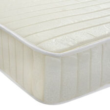 4FT6 Double Size Memory Foam Matress Quilted Sprung Mattress  UK Free Delivery
