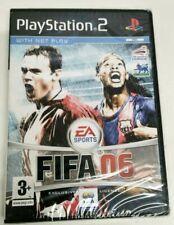FIFA 06 Neu Versiegelt Sony Playstation 2 ps2 Spiel Kostenlose p&p