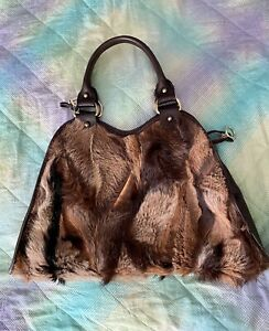 Fendi Tasche Bag Fur Vintage