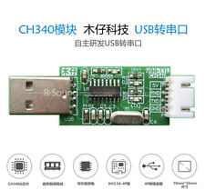 USB to TTL Ch340 Module Upgrade Board STC MCU Download Line USB to Serial Port