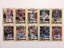 2017 Topps Gypsy Queen Chicago White Sox Team Base set 10