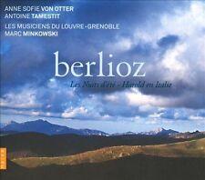Berlioz: Les Nuits d'été; Harold en Italie (CD) na