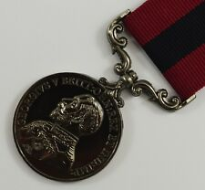 Superb Full Size Replica WW1 George V Distinguished Conduct Medal with Ribbon
