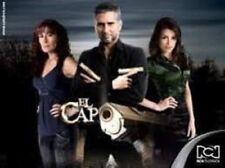 EL CAPO,1ra,2da y 3ra TEMPORADA (35 DVDS) COLOMBIA