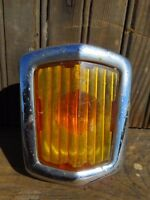 Vintage Yellow Auto Truck Car Hot Rat Rod Plastic Ford Chevy Dodge ? As Is