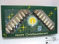 Vintage PHILIPS Lichterkette Weihnachtsbaumbeleuchtung old christmas lights