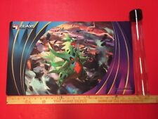 Play! Pokemon TCG Playmat Mega Tyranitar 2015 Regionals Official Nintendo