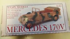 Mercedes 170V  Wespe Resin Models 1:35 Wes 35009