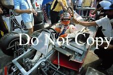 Gilles Villeneuve Ferrari 312 T4 Italian Grand Prix 1979 Photograph 2
