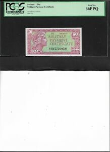 Military Payment Certificate Series 611 50c Gem New 66PPQ
